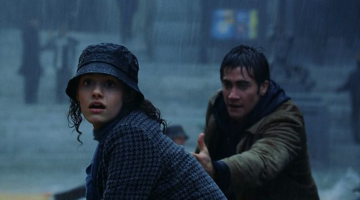 Day After Tomorrow-- this movie rocked my socks off, aside from the stupid global-warming stuff.