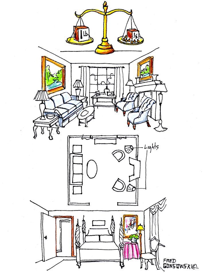 """Verwendung von """"Equal Balance"""" zur Dekoration eines Raumes. Detaillierte Schritte & hilfreicher Tipp …   – Books Worth Reading"""