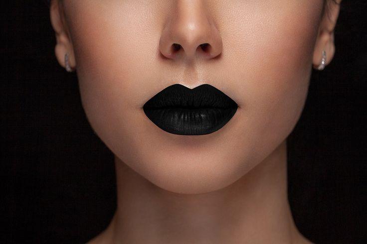 Black Cat Matte Velour Lipstain