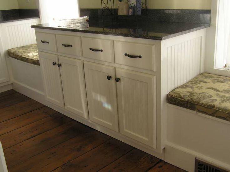 Ideas For Odd-shaped Kitchen With Awkward Low Window