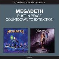 Classic Albums: Countdown To Extinction/Rust In Pe (Megadeth)