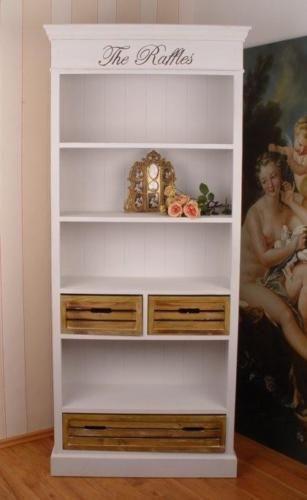 les 25 meilleures id es de la cat gorie biblioth que shabby chic sur pinterest biblioth ques. Black Bedroom Furniture Sets. Home Design Ideas