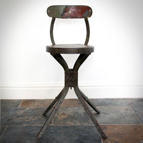 Image of Evertaut Machinist Industrial Stool