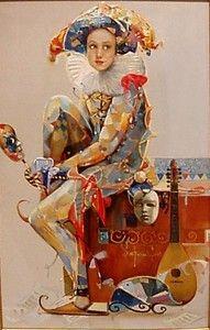 Indigo Dreams — sedgrand:   (via art) Victor Sinofkin
