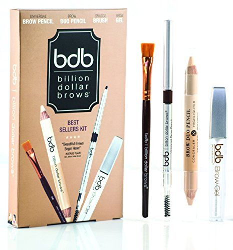 Billion Dollar Brows Best Sellers Kit *** Click image for more details. (Note:Amazon affiliate link)