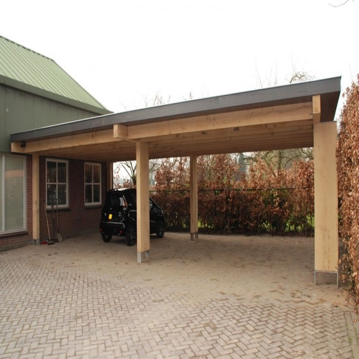 Best 25+ Attached Carport Ideas Ideas On Pinterest