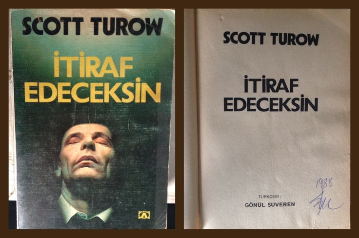 a review of scott turows book presumed innocent Scott turow presumed innocent pdf presumed innocent, published in august 1987, is scott turows first novel, which tells the story of a prosecutor charged with the murder of his.