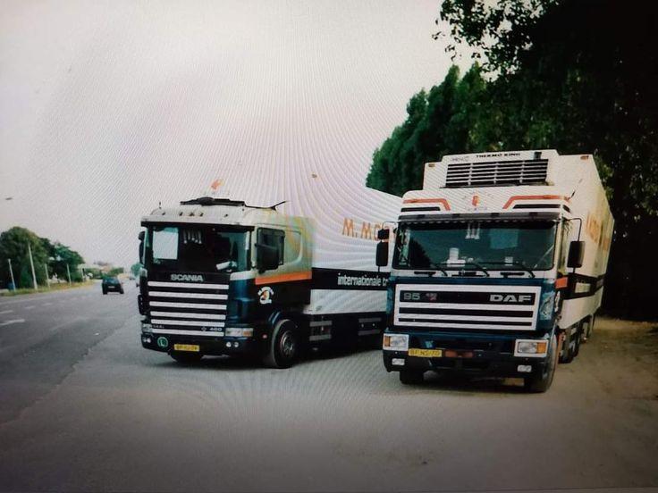 Pin van jonah op Vrachtwagens Westland eo in 2020