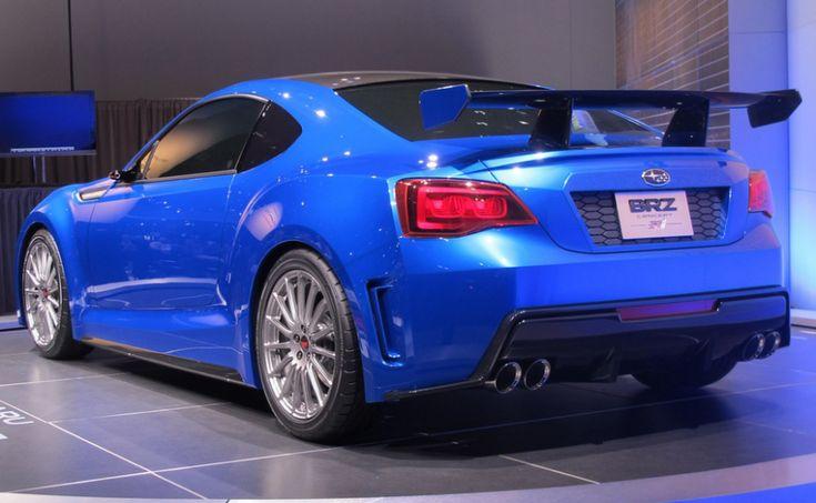 7 Ideas To Organize Your Own 2020 Subaru Brz Sti Design 7 ...