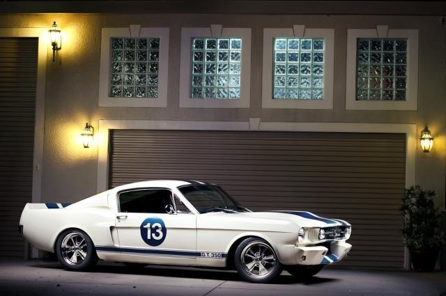 1967 Ford Mustang Custom GT 350
