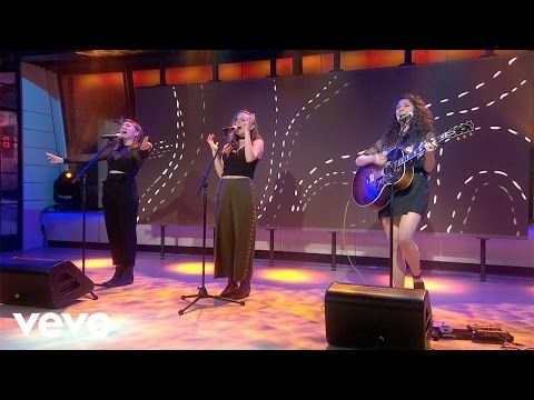 """Joseph performs """"White Flag"""" on NBC's Today Show (May 9, 2017). """"White Flag"""" is from Joseph's album """"I'm Alone, No You're Not"""", available now. iTunes: http:/..."""