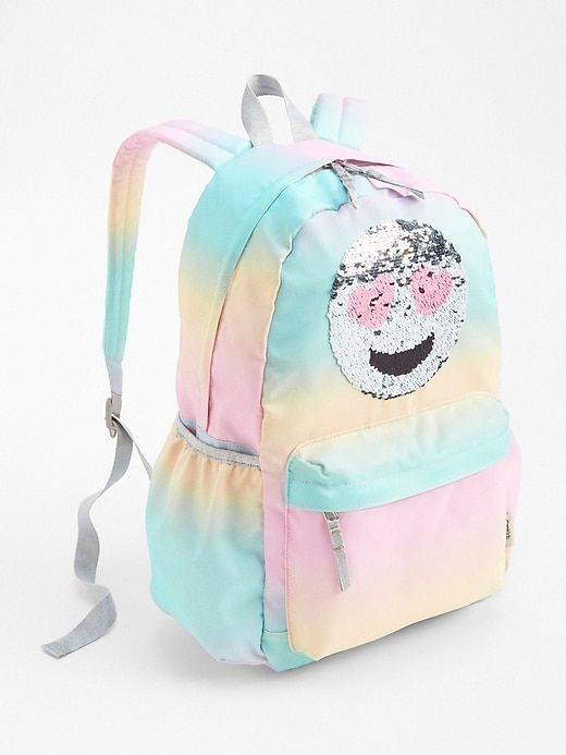 d4afdebd0 Gap Girls Flippy Sequin Ombre Backpack Multi | Products in 2019 ...