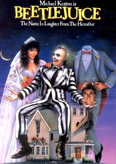 One of my most absolute favourite movies from they 80's! More like best movie of all time!!! Tim burton is just one of my absolute favourites, he puts so much originality and creativity in his movies.