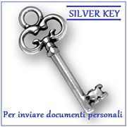 Le migliori soluzioni informatiche: SILVER KEY: per scambiarsi documenti crittografati...