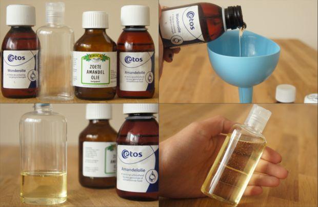 Je gezicht reinigen en behouden met oliën. Makkelijk en goedkoop!