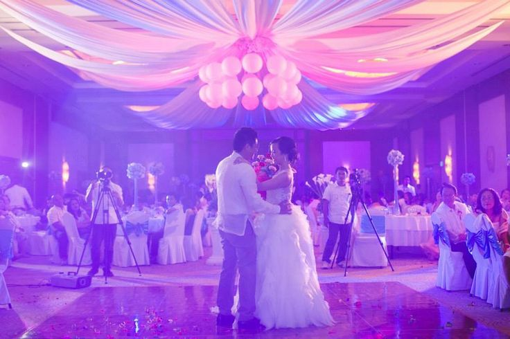 Wedding in the Philippines...