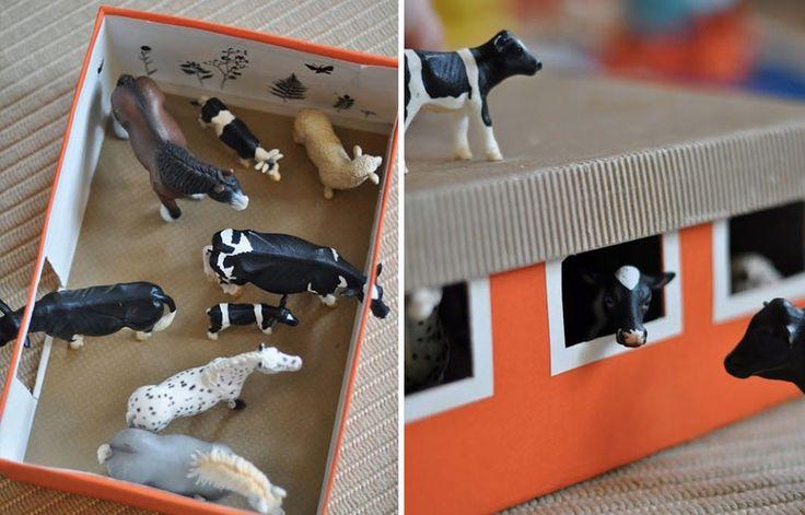 Przeczytaj: 10 pomysłów na rewelacyjne zabawki z kartonów na największym blogu rodzicielskim w Polsce - dziecisawazne.pl