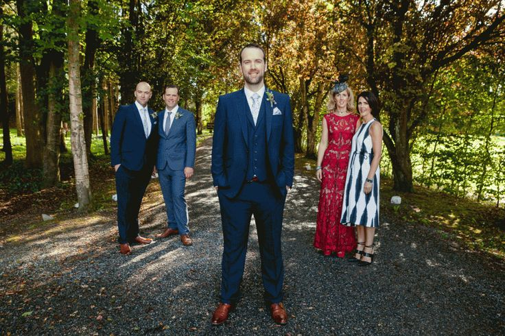 A fun filled day with a wedding ceremony surround by forest. If you are willing to be brave and trust the weather, outdoor wedding ceremonies can be just lovely! Check out this real wedding of Brian & Leona's Big Day at the Station House Hotel for some ideas... #realwedding #weddinginpiration #outdoorwedding
