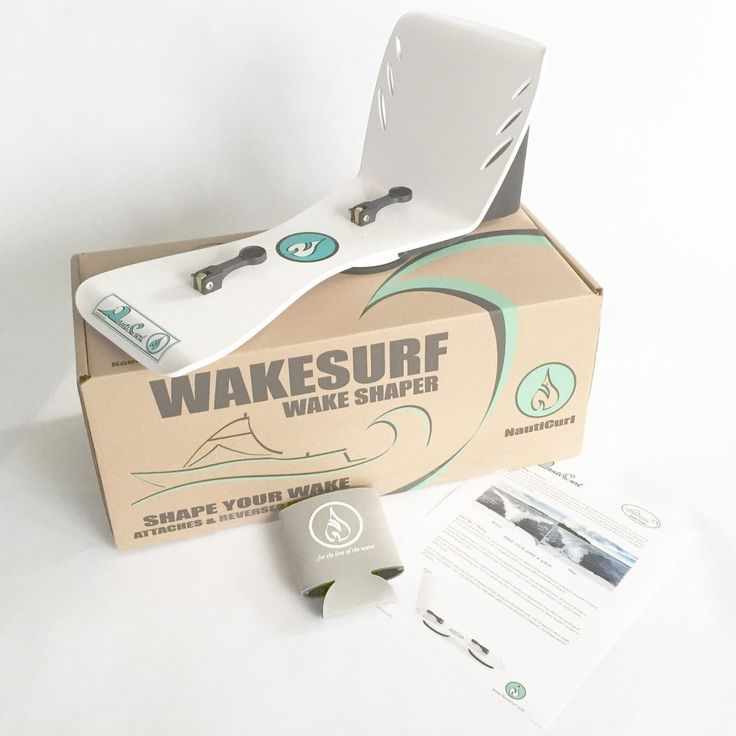 NautiCurl - Wake Shaper Surf Gate