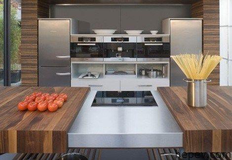 Ahşap Mutfak Tasarımları - http://hepev.com/ahsap-mutfak-tasarimlari-3509/