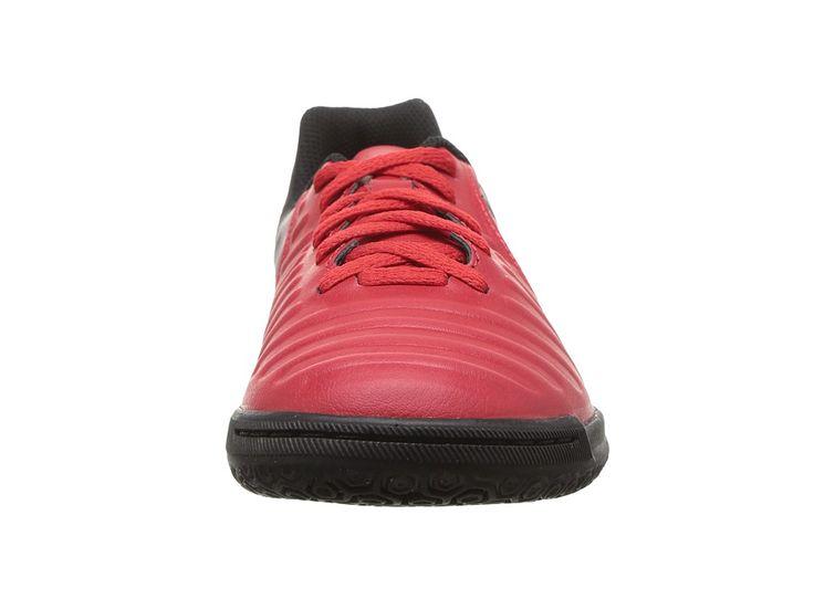 Nike Kids TiempoX Rio IV IC Boot (Toddler/Little Kid/Big Kid) Kids Shoes University Red/White/Black