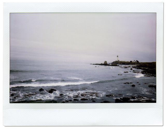 Pigeon Point // Fujifilm Instax 210 + Fujifilm Instax Wide film