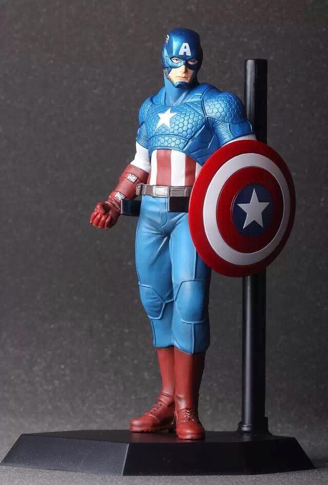 """New arrival DC Justice League Batman Arkham Knight action figure Super Heroes Avengers PVC Kids Toys hulk Superman 7"""" 18cm"""