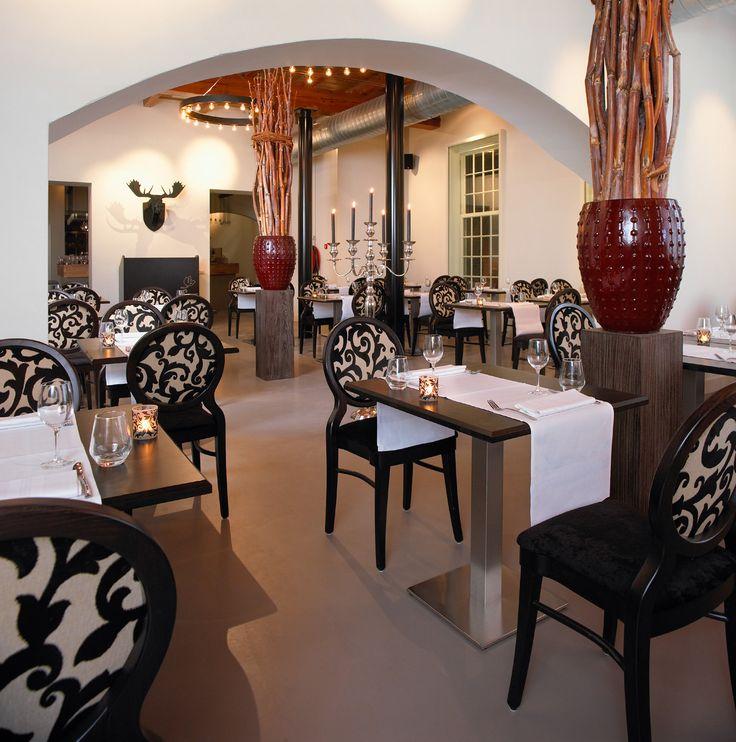 Ontwerp en inrichting, Trouwzaal, Wedding, Restaurant, Bar, Architectuur.