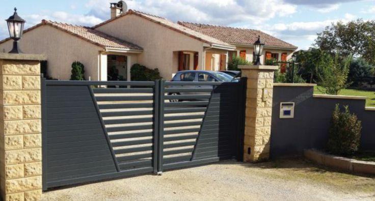 Non, tous les portails en aluminium ne sont pas de la même qualité !