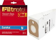 3M - Filtrete N Vacuum Bag for Select Eureka and White Westinghouse Canister Vacuums, 67714