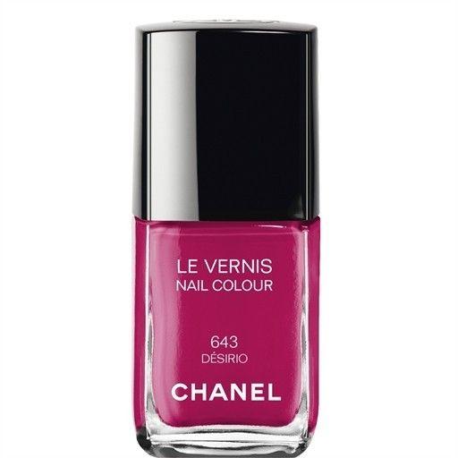 Les Vernis Chanel Smalto Désiro
