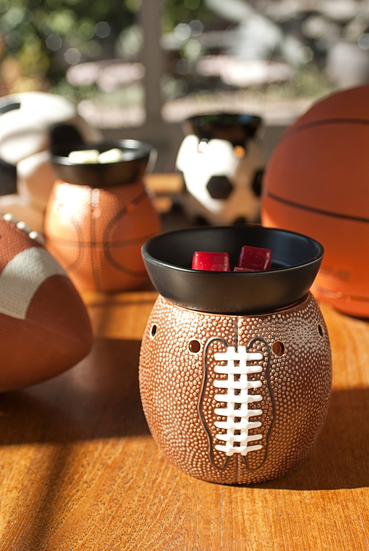 Game day warmer from #Scentsy | 49ers Football | Pinterest ...