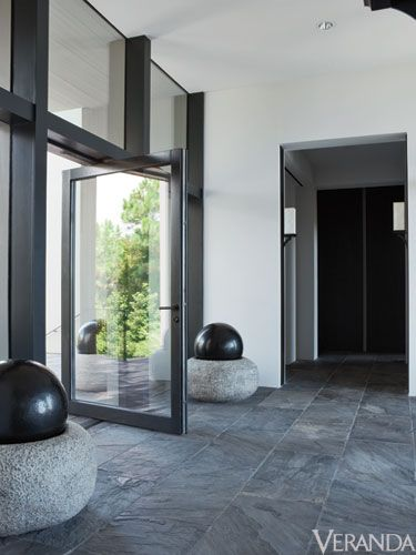 Henselstone Windows  Henselstone is a great source for steel windows. We used their heavy, oversized windows for our very contemporary house at the beach. Not only are they beautiful, but the quality is just fabulous.