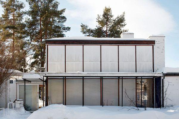 "PLASTOLUX ""keep it modern"" » Arne Korsmo & Grete Prytz Kittelsen's mid-century home"