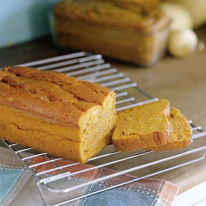Pumpkin Spice Bread