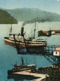 De haven van Sabang