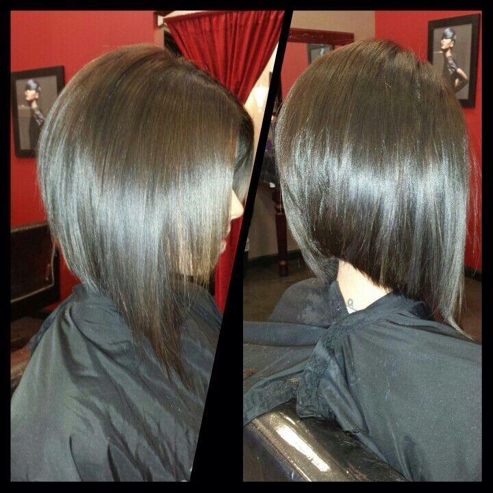 Inverted bob My next hair do Hair Do s Pinterest