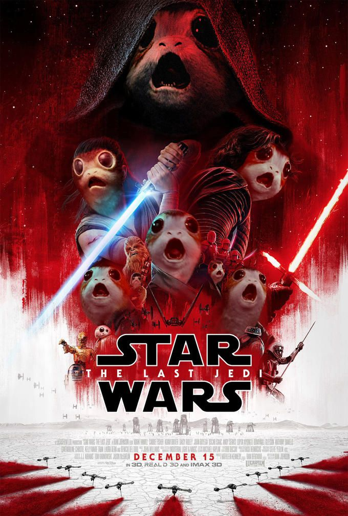The Last Jedi Posted Photoshop Porgs Star Wars The Office Show Star Wars Memes