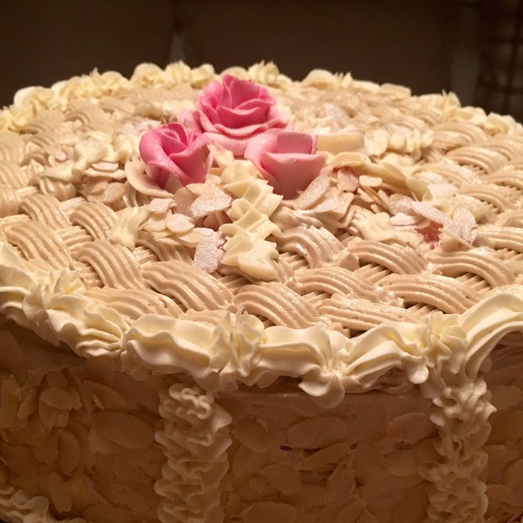 Cake (mockatårta)