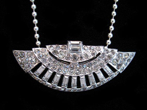 65 best art deco jewelry images on pinterest art deco