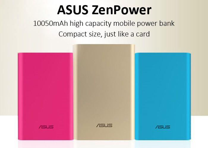ASUS Zenpower 10050mAh, Special Offer from Focalprice  @  $19.59  http://www.mobilescoupons.com/gadgetsaccessories/asus-zenpower-10050mah-special-offer-from-focalprice