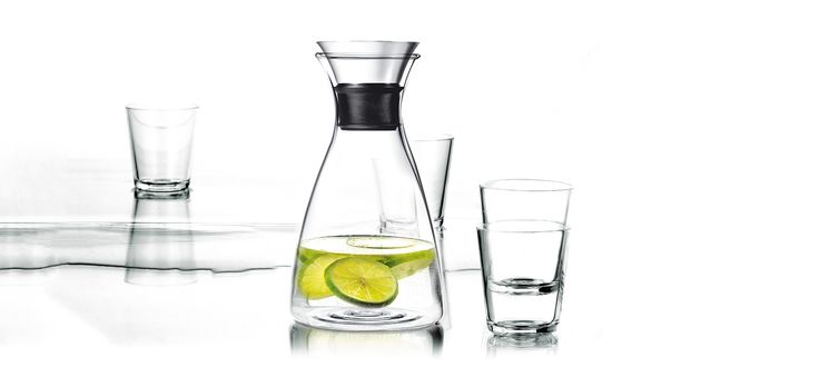 Carafe - incl. 4 glasses - 567460