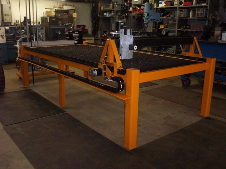 Best 25 plasma table ideas on pinterest metal work for Cnc router table plans