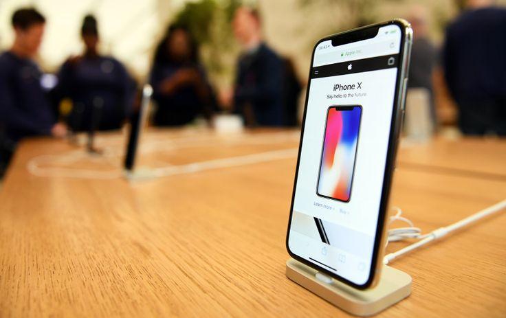 Comment les Français obtiennent le tout nouveau iPhone X pour seulement €5