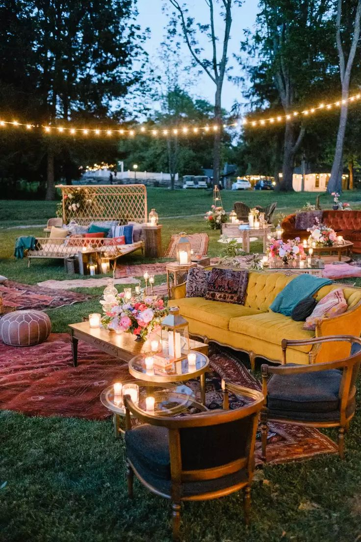 A Whimsical, Camp-Inspired Wedding Weekend in Upstate New ...