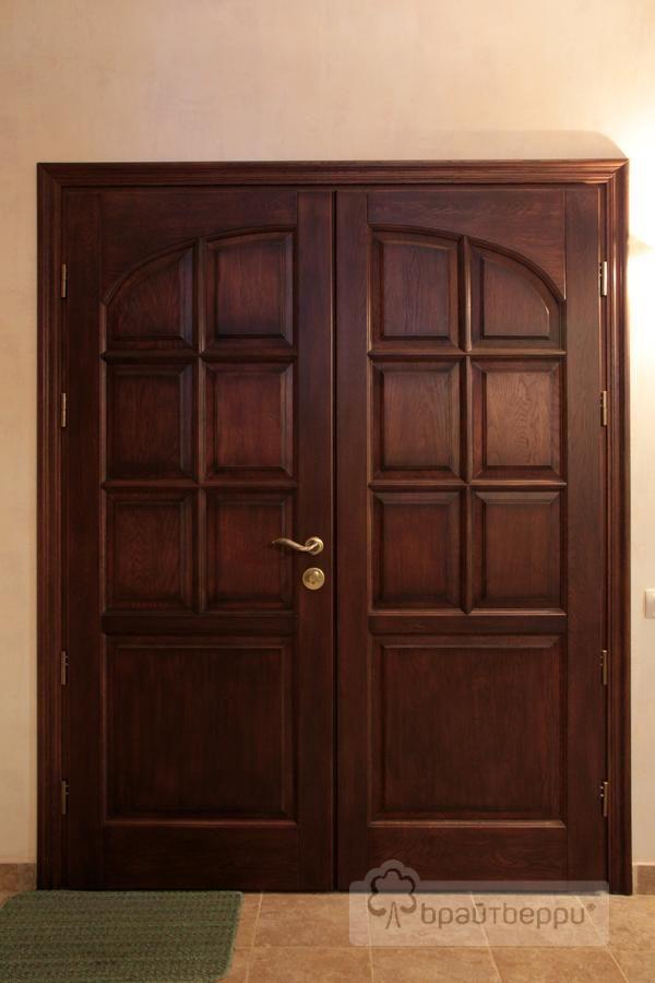 Двери на заказ входные