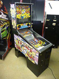 ticket tac toe pinball machine | Williams TICKET TAC TOE Pinball/Ticket Redemption Game (Parts) | eBay