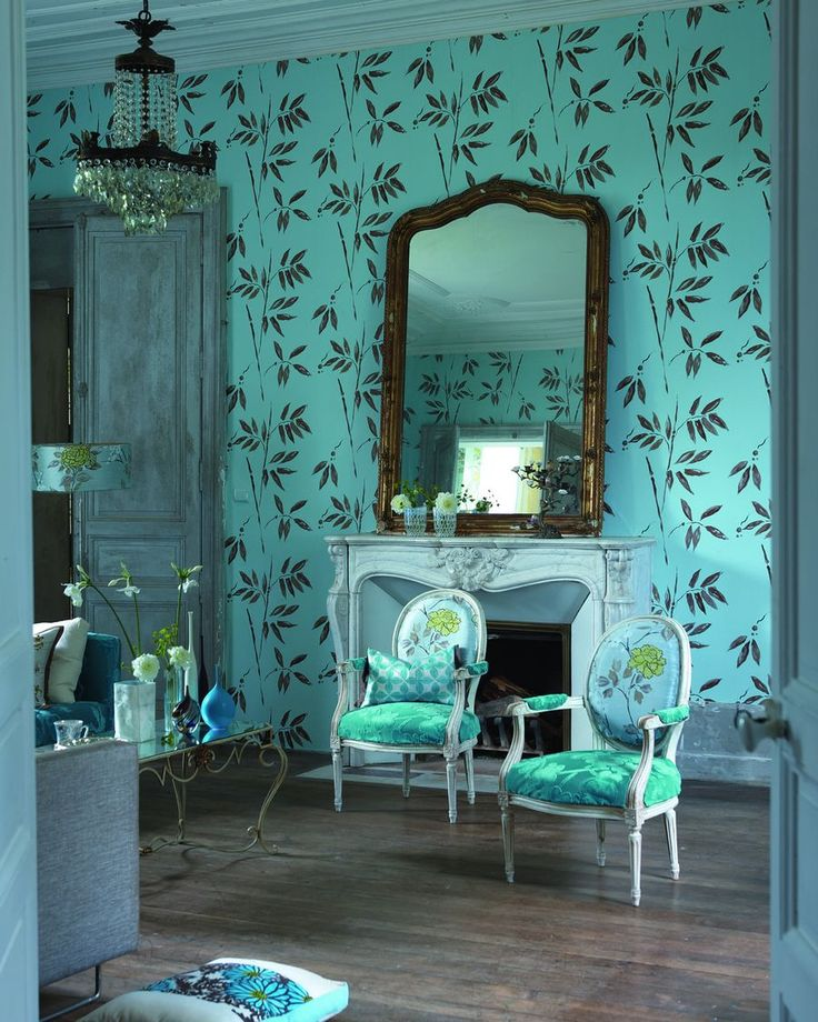 Designers Guild Oriental collection of fabrics and wallpapers. Designers Guild Fabrics and wallpapers can be purchased through www.janehalldesign.com