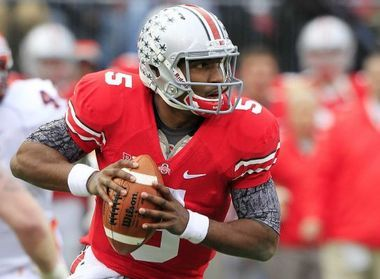In an interview with Sports Illustrated, Braxton Miller said he will begin the 2015 season at receiver.