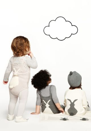 OMG.... Bunny butts!!! LOL!! Stella McCartney Kids :: Babyccino Kids Boutiques.